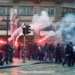 Disagi tifosi St Etienne Milano 2014-3