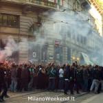 Disagi tifosi St Etienne Milano 2014-4