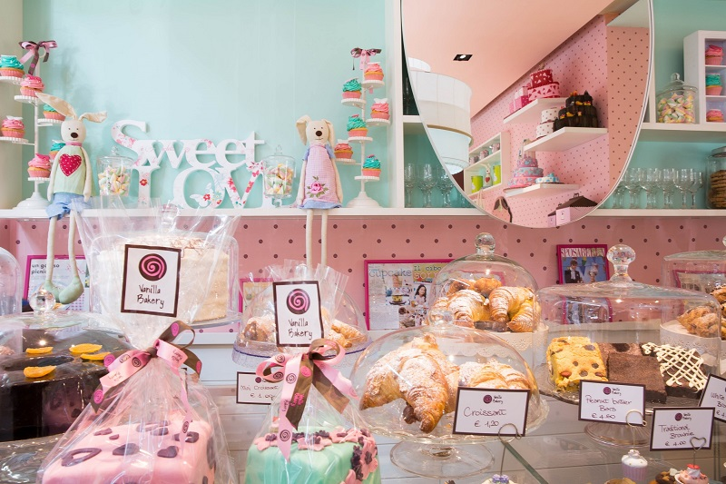 Vanilla Bakery Milano: riapre il regno del fashion cupcake