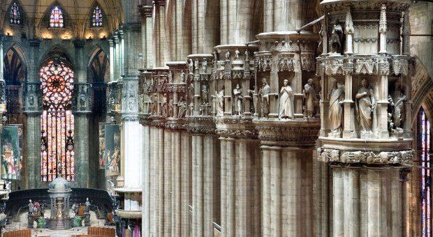 002 - Duomo di Milano, Interno - Veneranda Fabbrica del Duomo di Milano