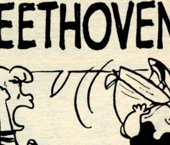 peanuts Beethoven Scroeder