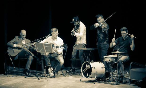 Roberto Durkovic e violinisti Tzigani