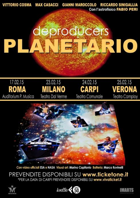 Planetario deproducers