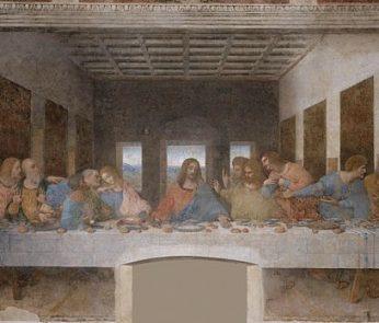 Leonardo da Vinci - Ultima cena