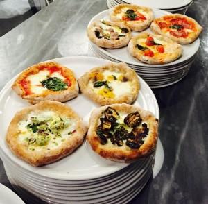 mama restaurant milano pizzette integrali