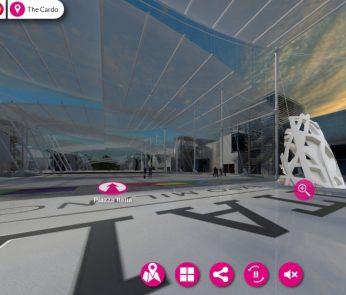 Expo virtual tour