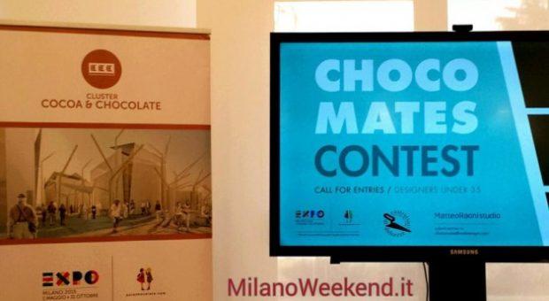 chocomatest expo Eurochocolate 1