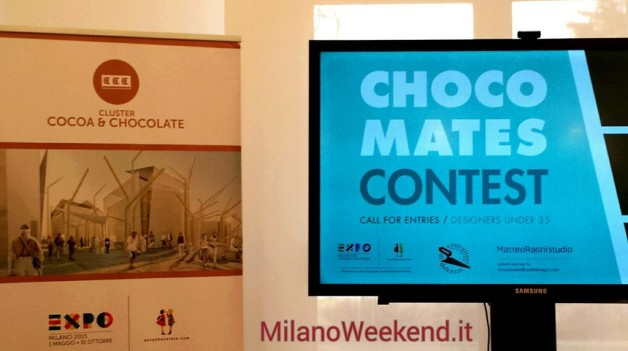 chocomatest expo Eurochocolate 1