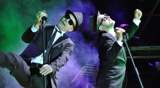 blues brothers teatro della luna