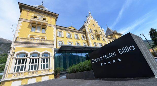 Saint Vincent Resort Casino Grand Hotel Billia