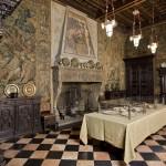 Sala da pranzo Museo Bagatti Valsecchi - Credits Ruggero Longoni