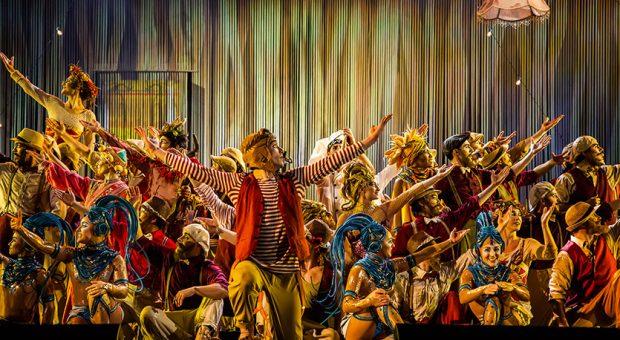 foto expo cirque du soleil zoom