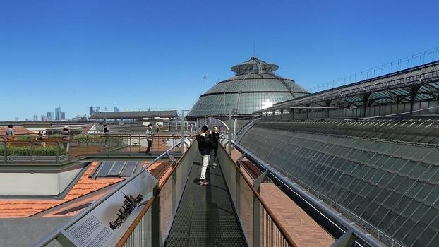 Galleria Vittorio Emanuele Apre La Camminata Sui Tetti