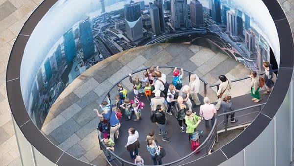 Shanghai Rotunda Leica