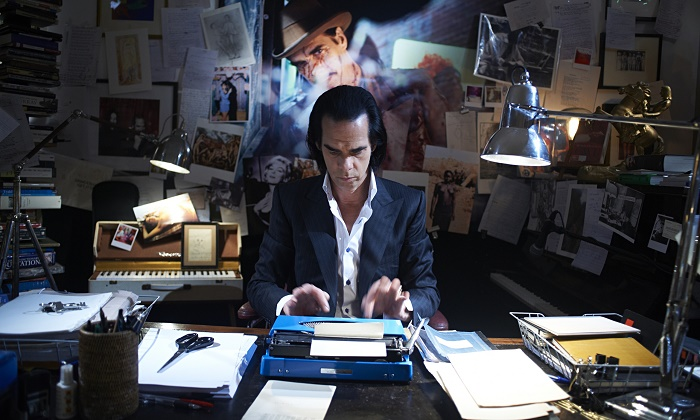 Nick Cave in 20,000 Days on Earth. Picturehouse Entertainment