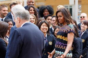 michelle obama expo 2