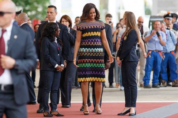 michelle obama expo