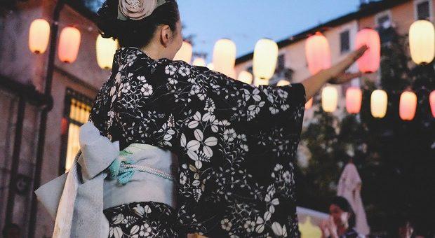 01 Japan Night foto di Lance Henderstein