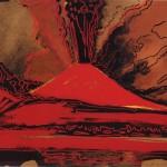Andy Warhol Vesuvius