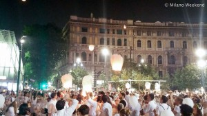 Cena in bianco Piazza Castello Milano 2015 LG-5