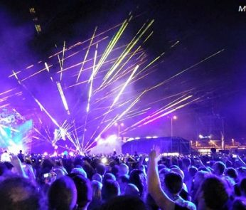 Summer Arena Milano Metallica 2015