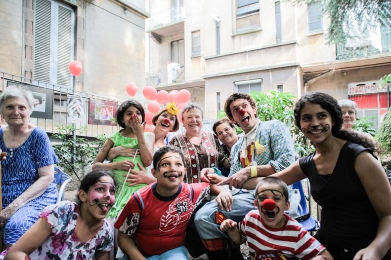 festa-del-vicinato-dottor-sorriso-onlus