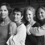 Nicholas Nixon, The Brown Sisters [Le sorelle Brown]
