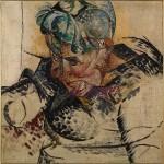 Umberto Boccioni, Studio di testa – La madre