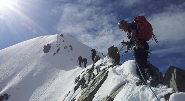 alpinismo montagna