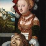 Cranach-Salome