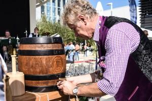 Expo 2015 festa birra barile