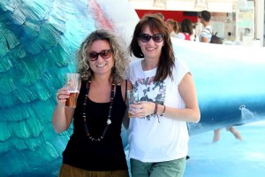 Expo 2015 festa birra donne
