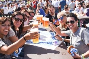 Expo 2015 festa birra gruppo
