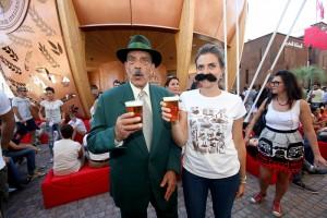 Expo 2015 festa birra moretti baffo