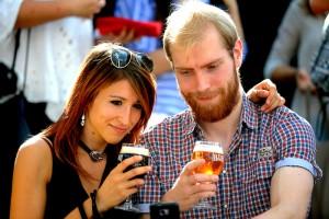 Expo 2015 festa birra ragazzi