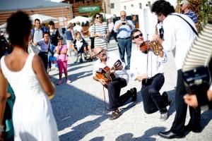 Expo 2015 festa birra violini