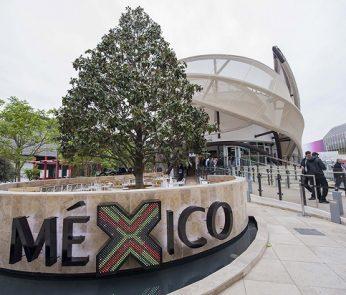 Ingresso-Padiglione-Messico