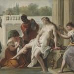 Sebastiano Ricci-Betsabea al bagno