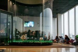 Volo indoor Milano
