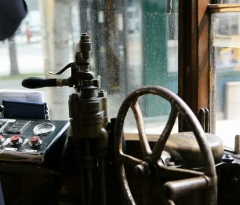 particolare tram tour storico kids
