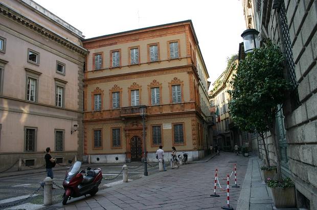 Casa Manzoni-Foto Giovanni Dall'Orto