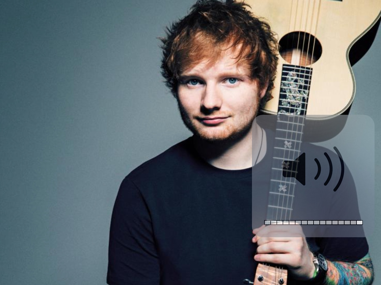 Ed Sheeran Mtv Ema 2015