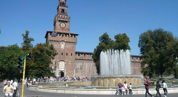 piazza-Castello-milano