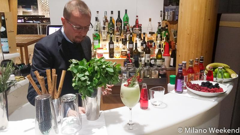 Cocktail di Natale Sanbitter Omodeo