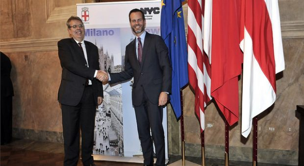 Milano-e-New-York-accordo-turismo