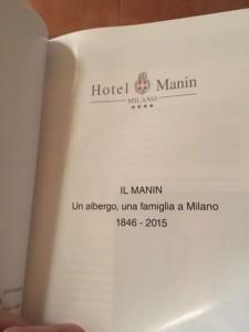 Hotel Manin Milano