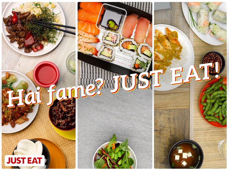 Just Eat Banner generico