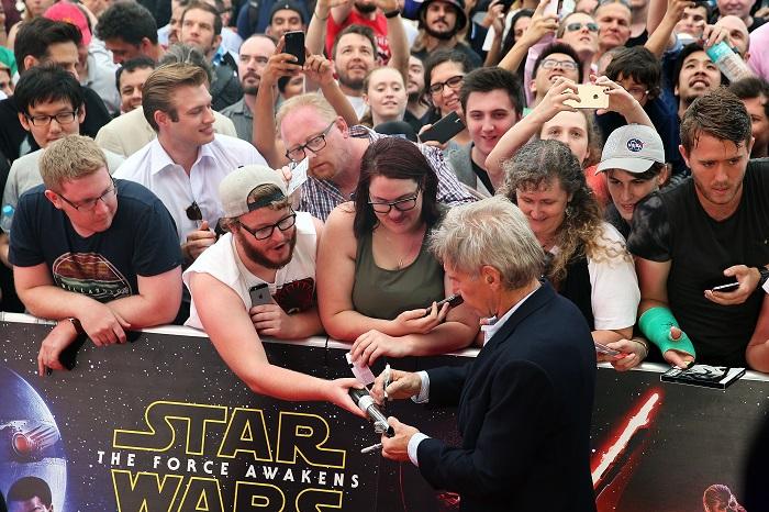 Star Wars: The Force Awakens Fan Event 4