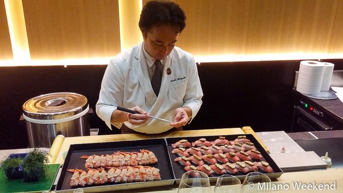 Sushi B foto Milano Weekend (10)