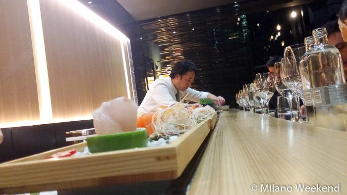 Sushi B foto Milano Weekend (2)